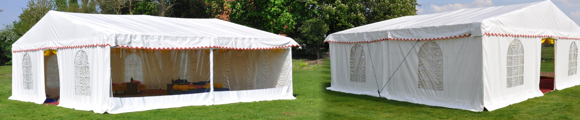 Marquee Hire Gallery & Chandelier and lights | somel